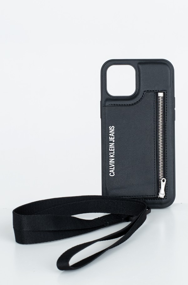 PHONE CASE LANYARD W/COIN