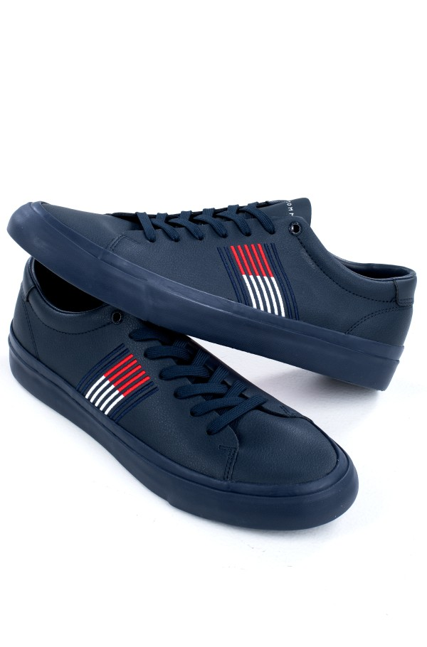 CORPORATE LEATHER SNEAKER-hover
