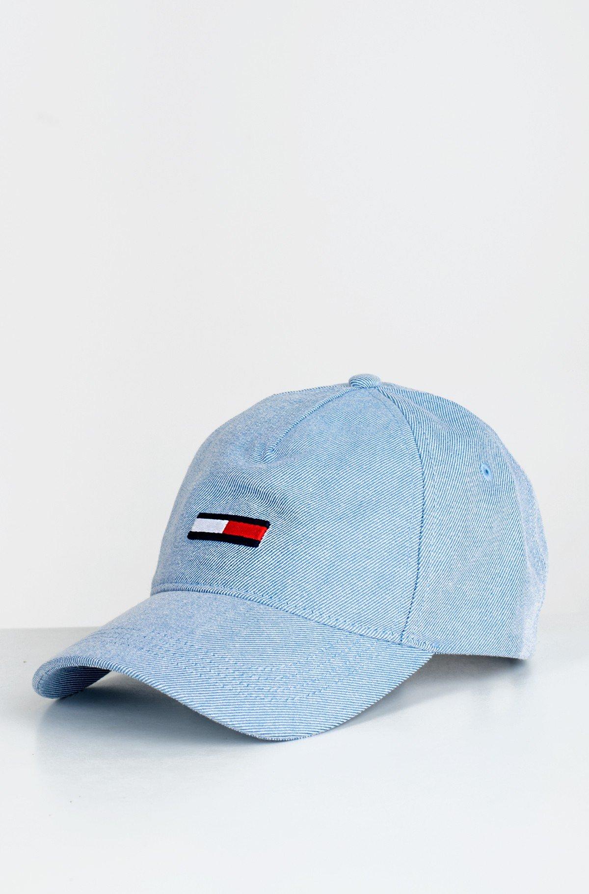 Cepure ar nagu TJW FLAG WASHED DENIM CAP-full-2