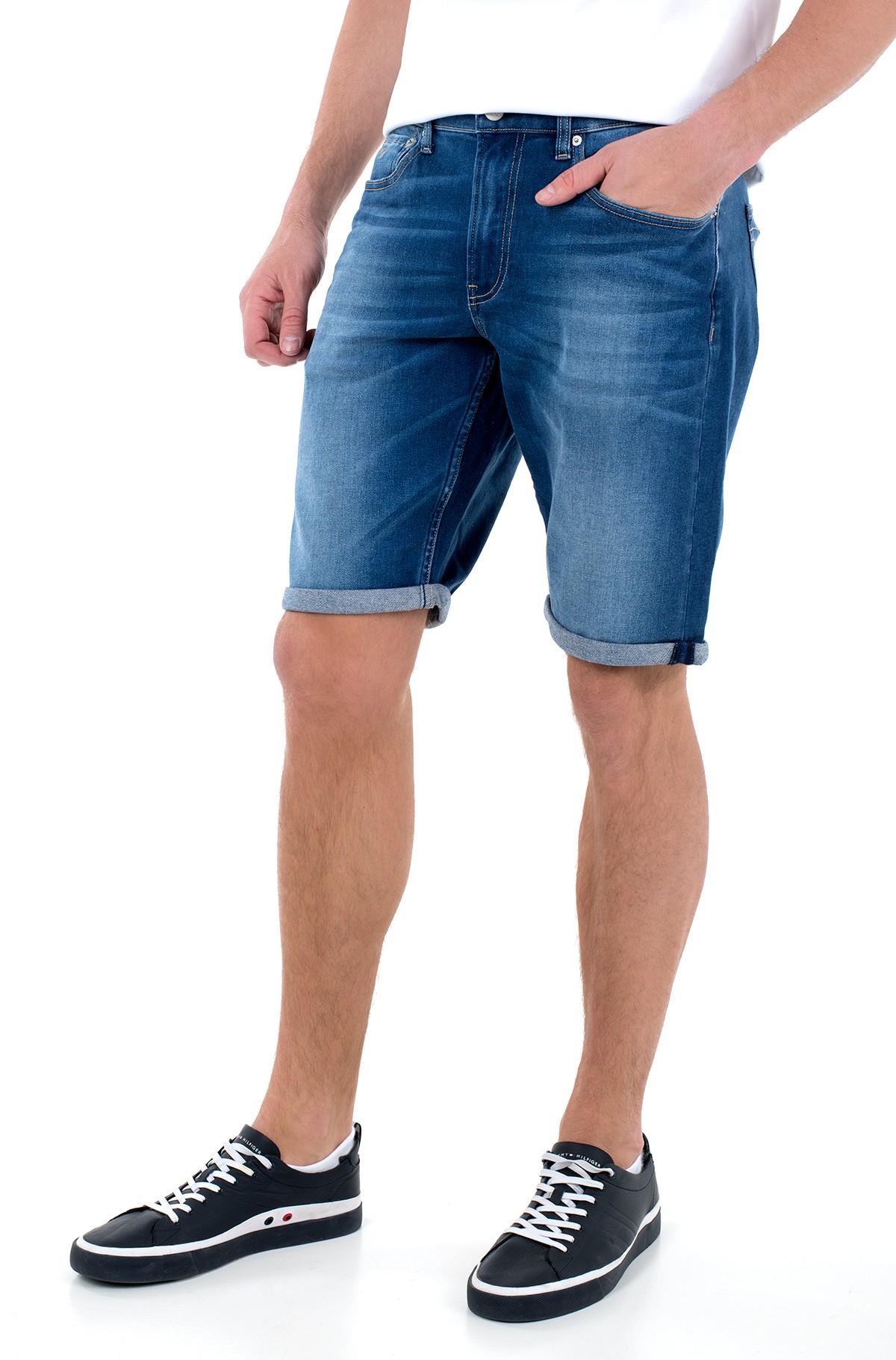 Lühikesed teksapüksid REGULAR SHORT J30J317742-full-1