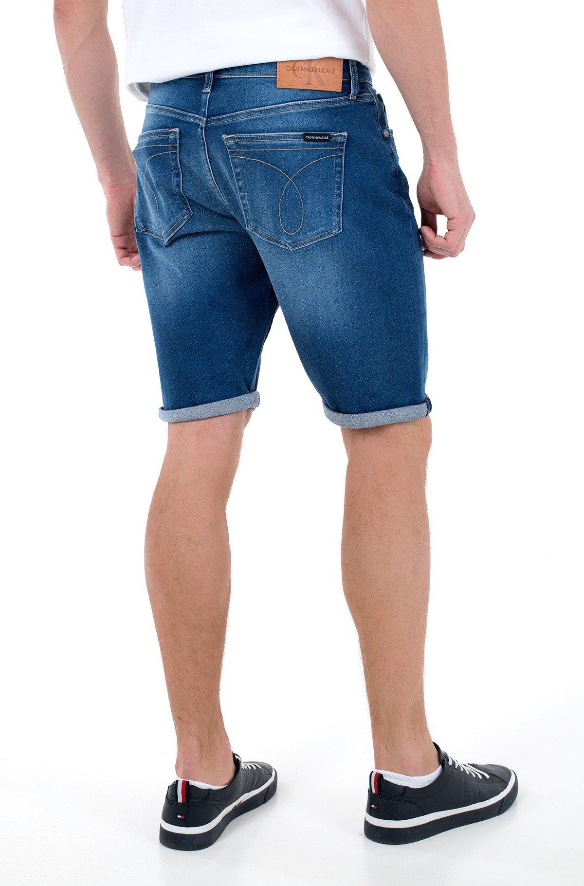 Lühikesed teksapüksid REGULAR SHORT J30J317742-full-2
