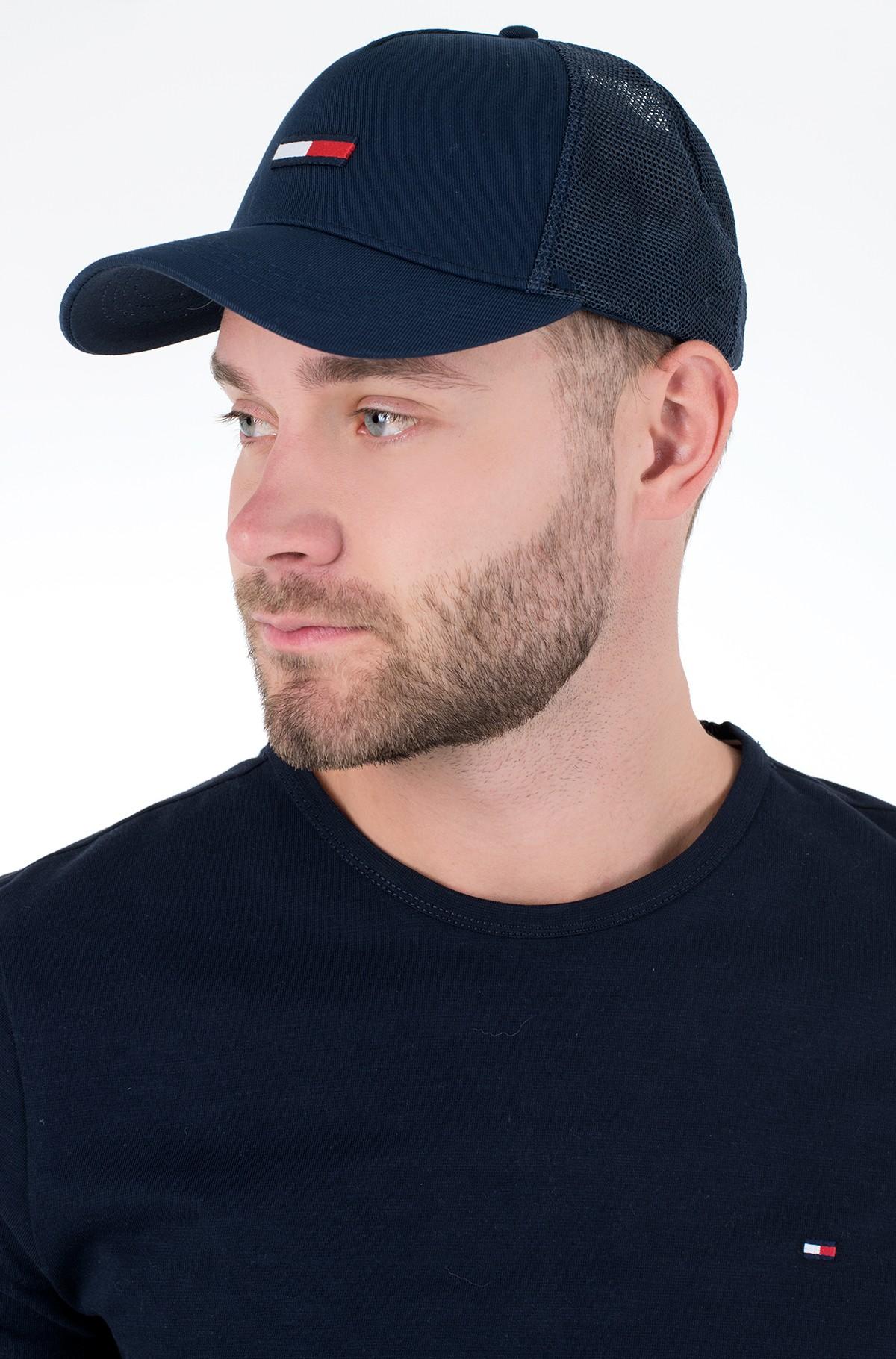 Cepure ar nagu TJM FLAG TRUCKER CAP-full-1
