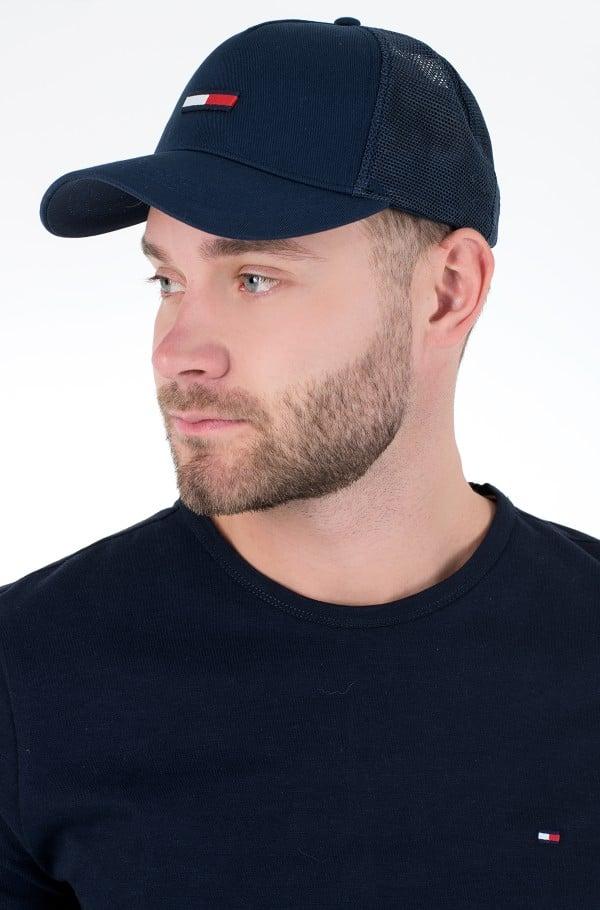 TJM FLAG TRUCKER CAP