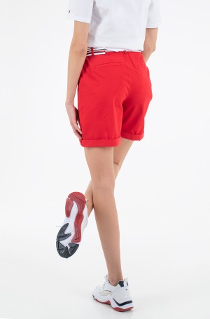 Lühikesed püksid COTTON TENCEL CHINO RW SHORT-2