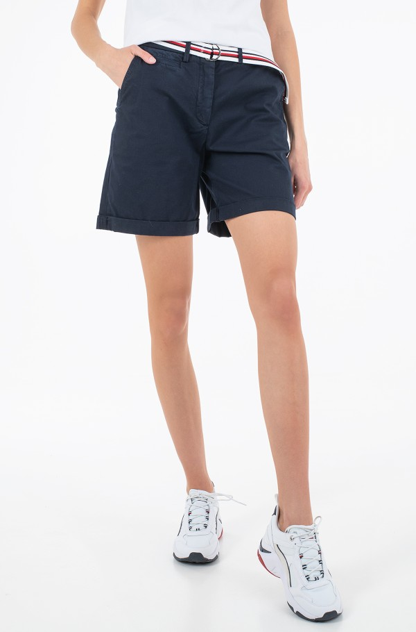 COTTON TENCEL CHINO RW SHORT