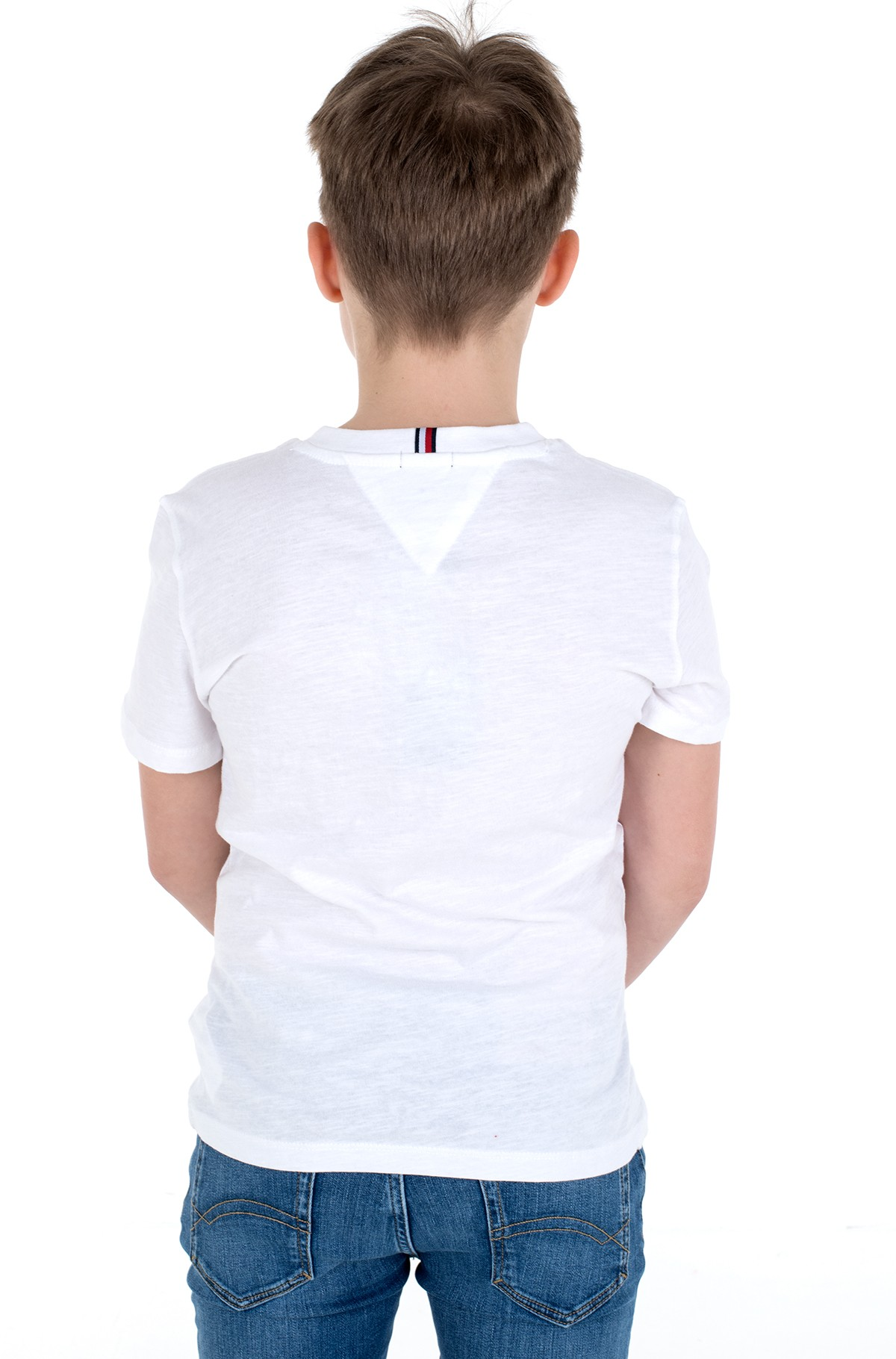 Marškinėliai HILFIGER LOGO TEE S/S-full-2