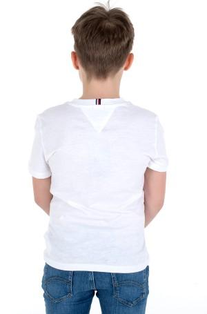 Marškinėliai HILFIGER LOGO TEE S/S-2