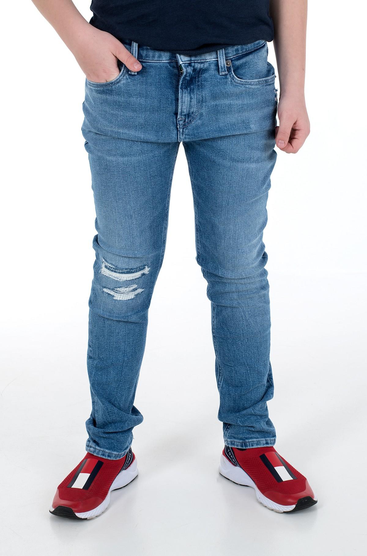 Džinsinės kelnės SCANTON SLIM-full-1
