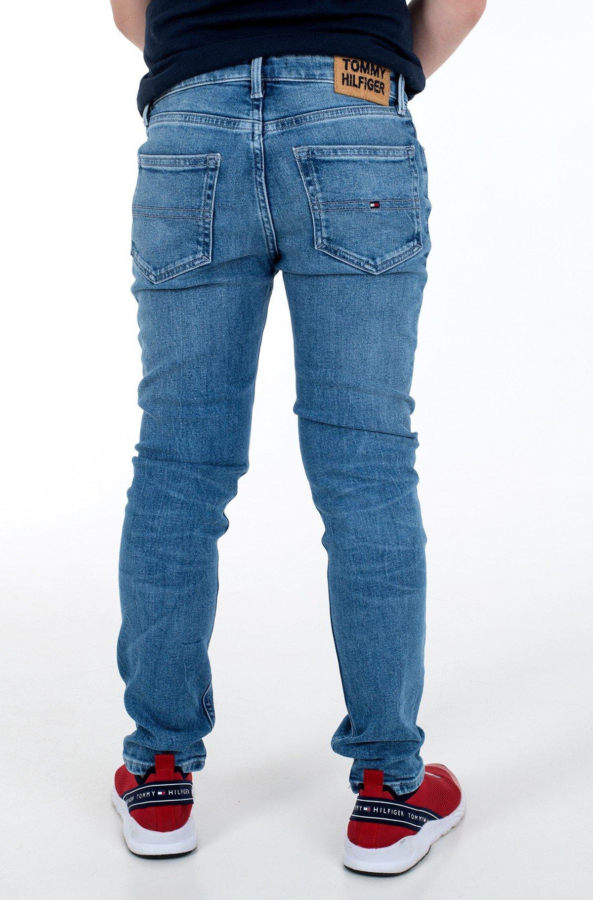 Džinsinės kelnės SCANTON SLIM-full-2