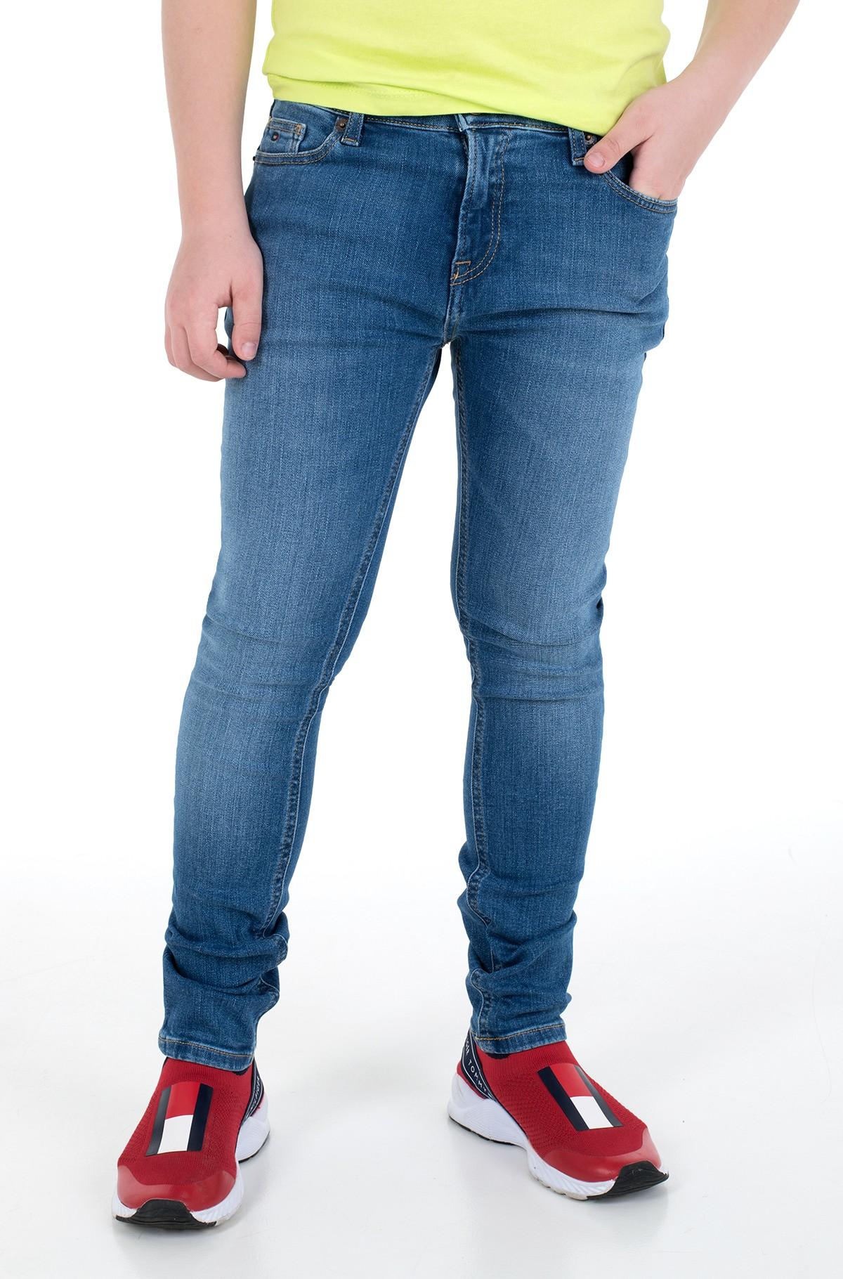 Džinsinės kelnės SIMON SKINNY-full-1