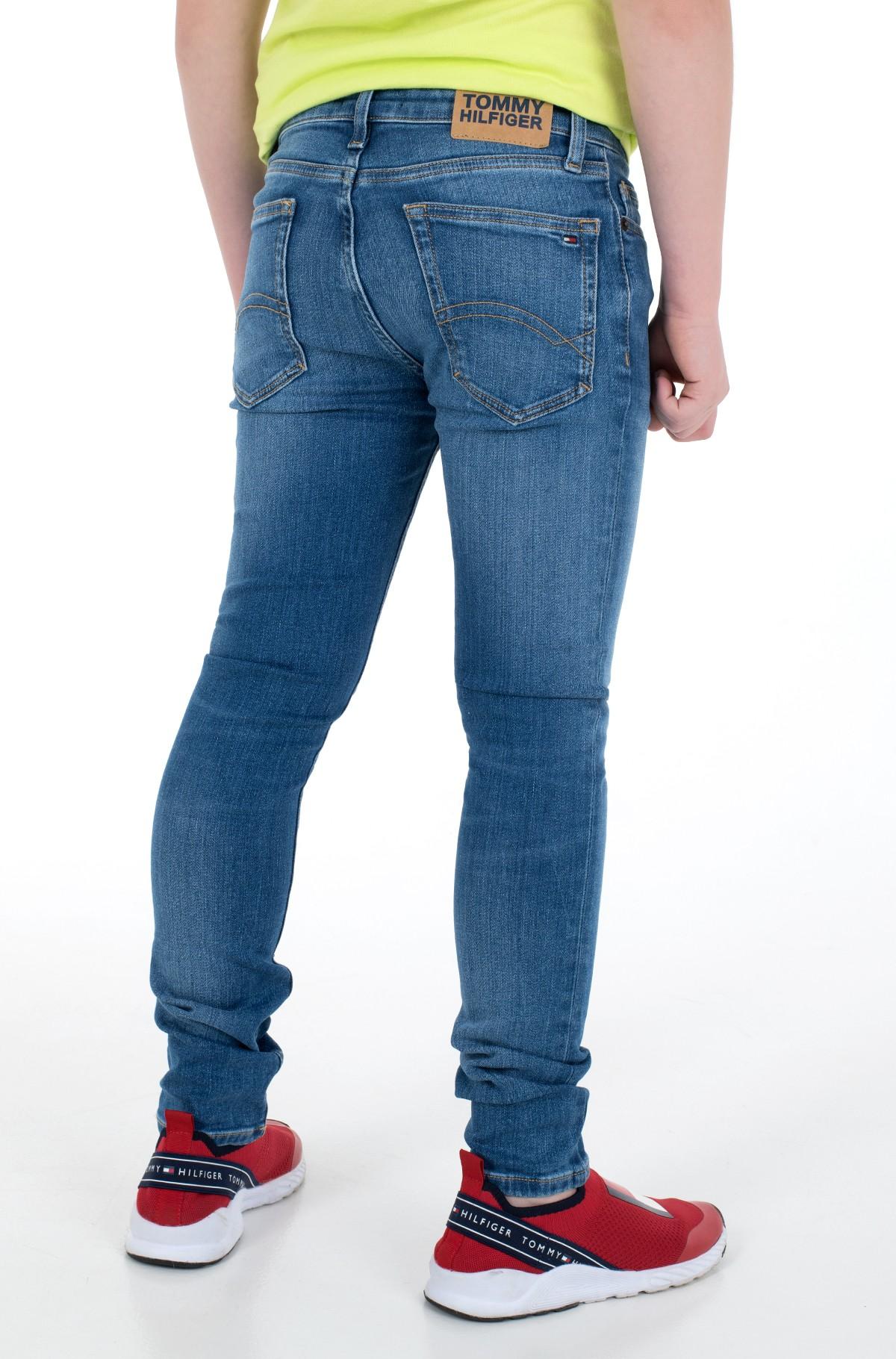 Džinsinės kelnės SIMON SKINNY-full-2