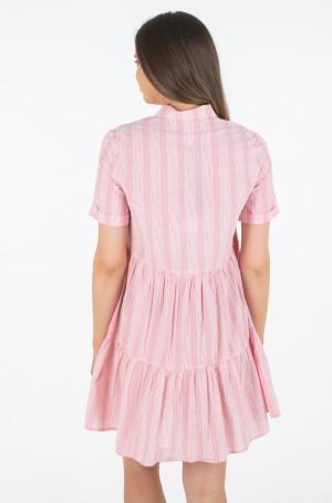 Dress TJW STRIPE TIERED SHIRT DRESS-3