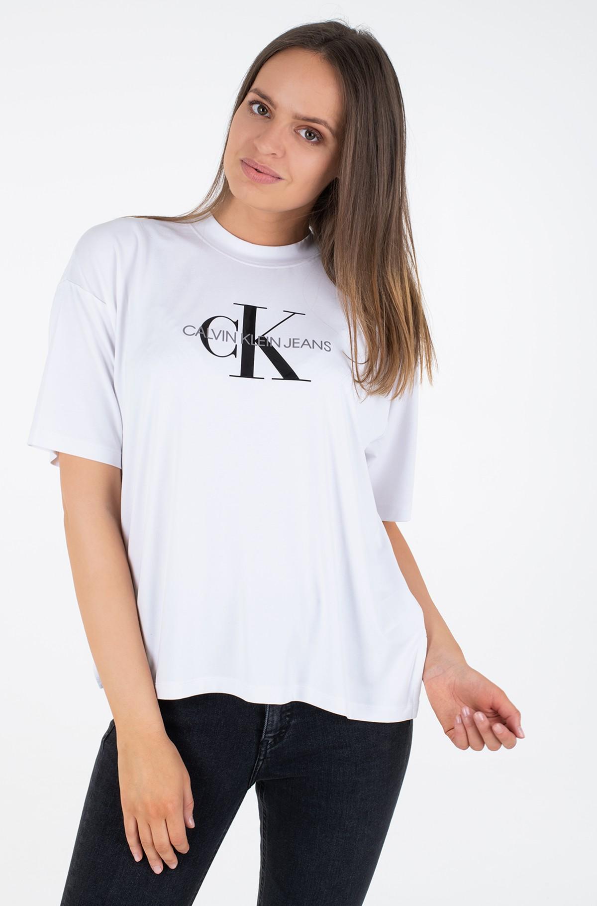 T-shirt MONOGRAM MODAL TEE-full-1