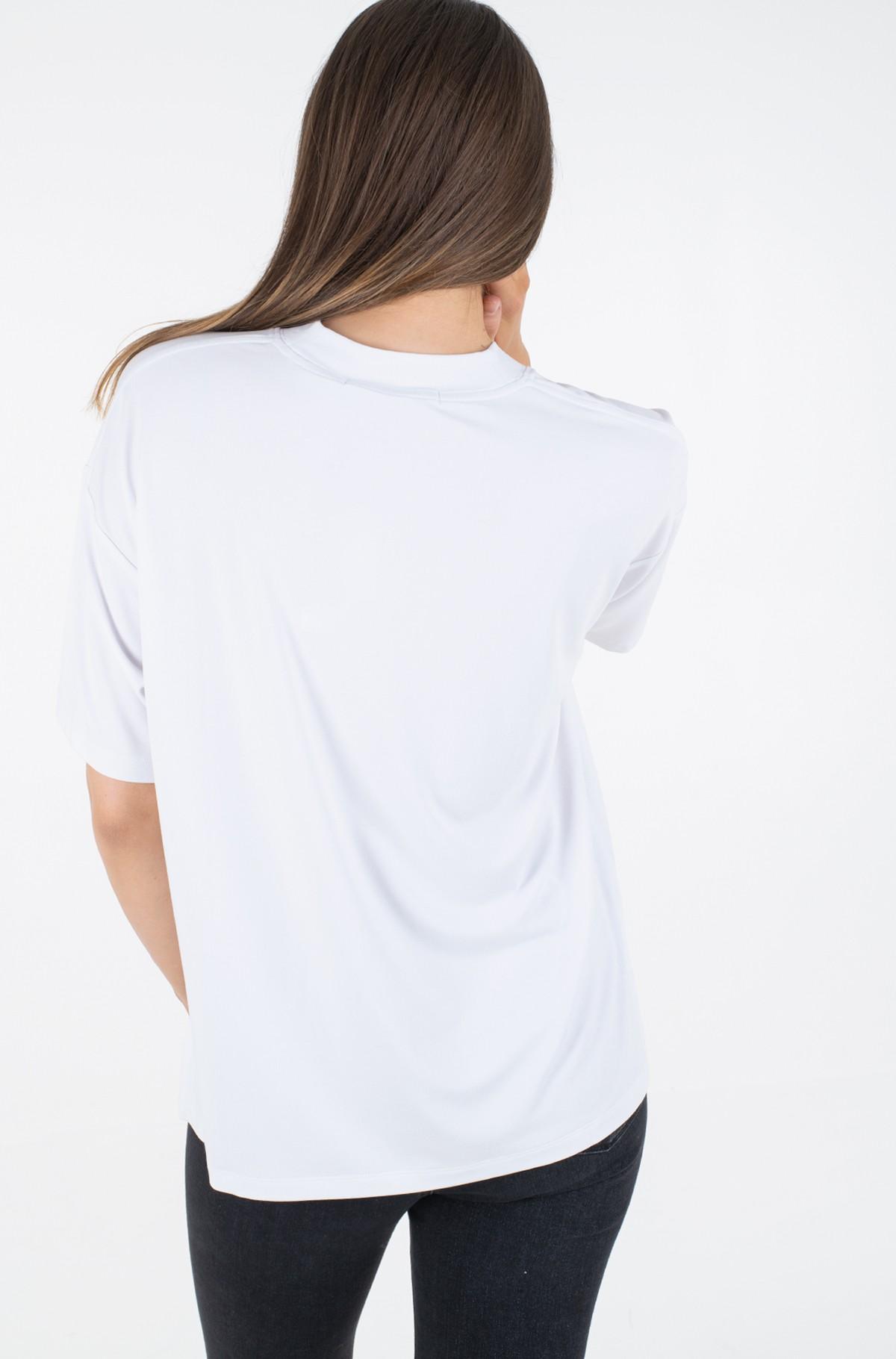T-shirt MONOGRAM MODAL TEE-full-2