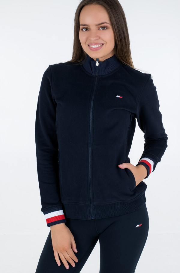 SLIM GLOBAL STP ZIP-UP LS