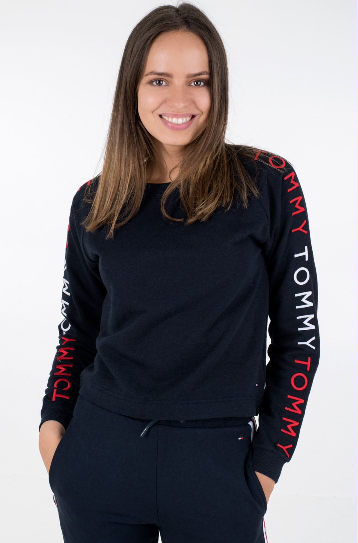 Sporta džemperis UW0UW02858-full-2