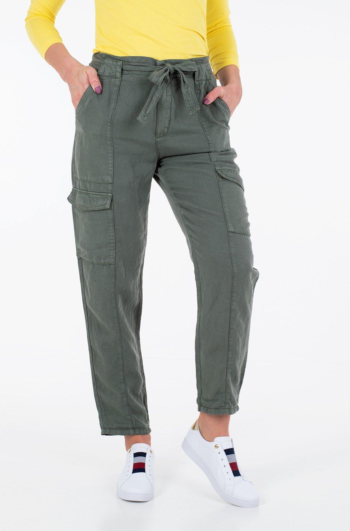 Fabric trousers 376100/5411-full-1