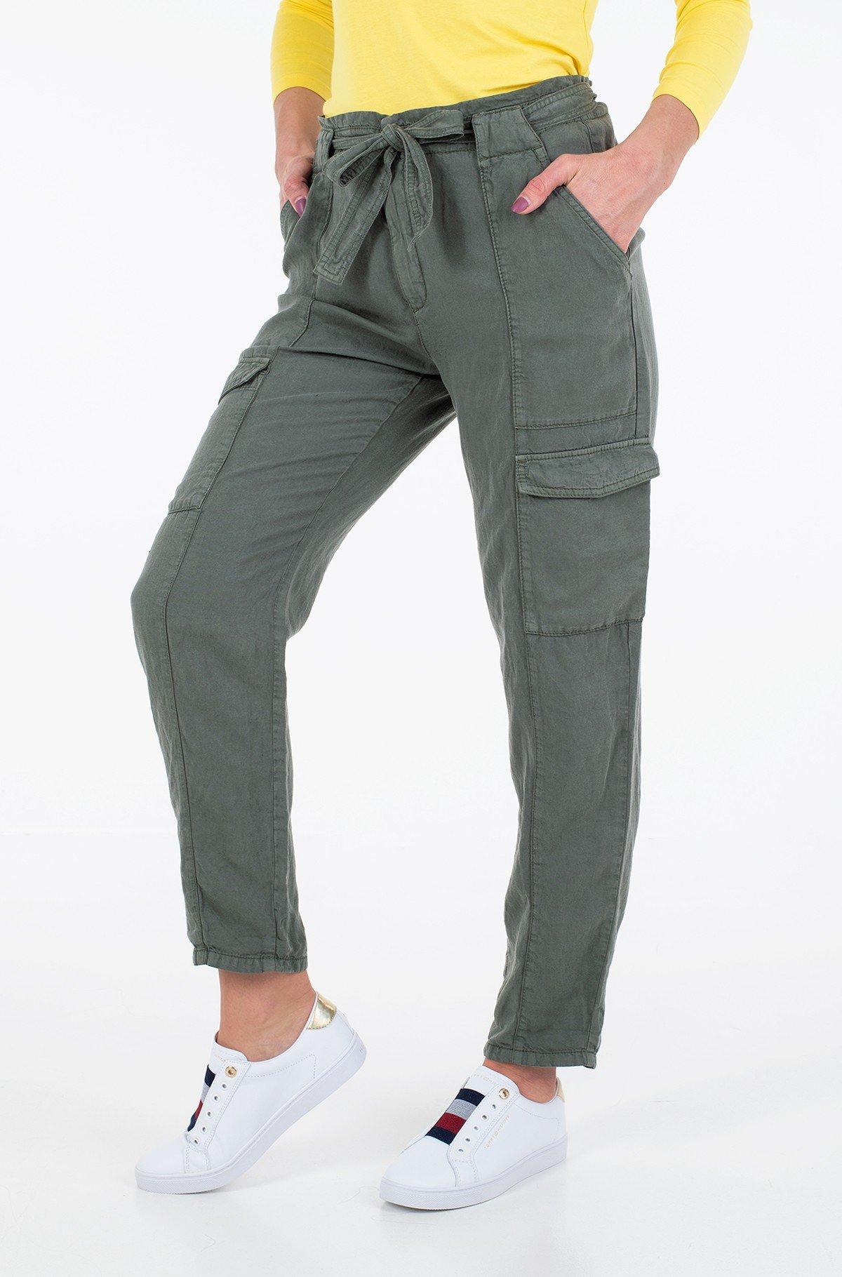 Fabric trousers 376100/5411-full-2