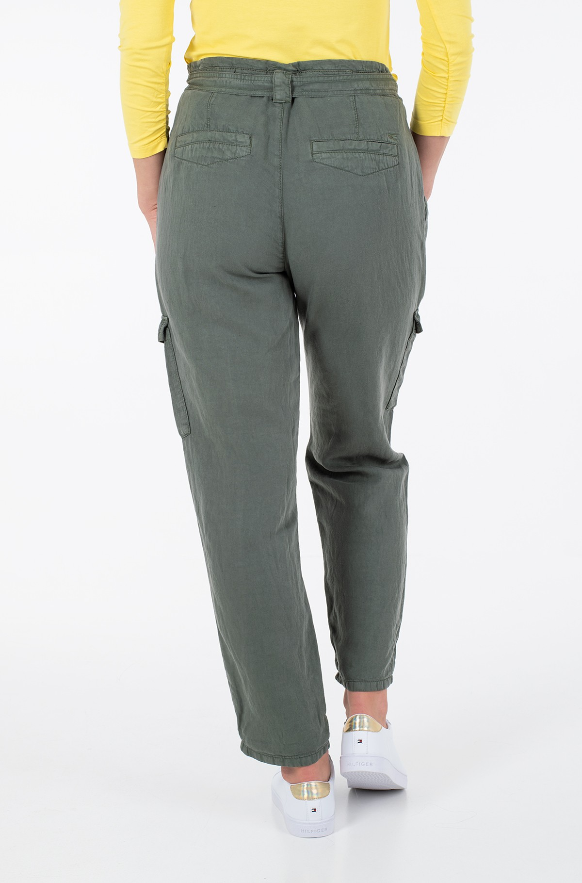 Fabric trousers 376100/5411-full-3