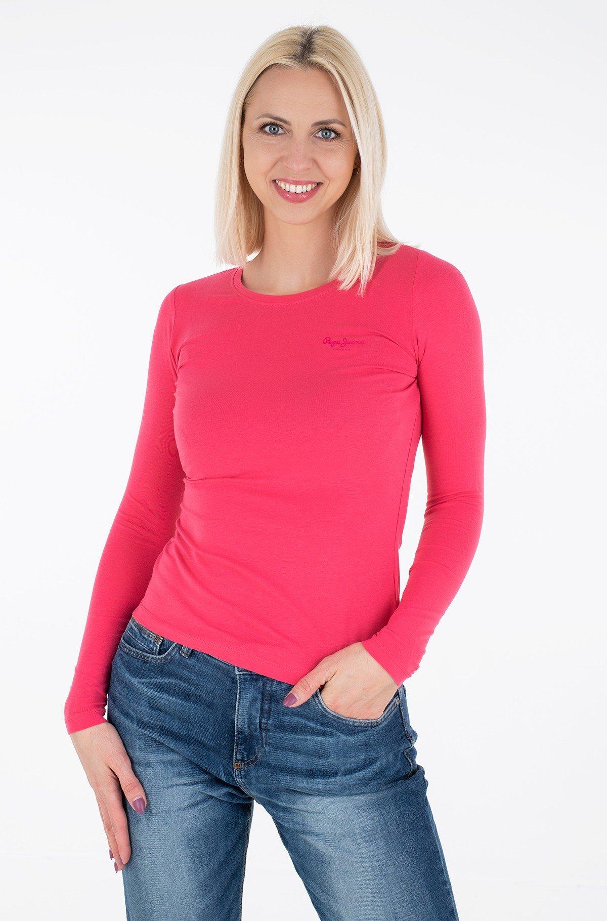 Long sleeved t-shirt AMBERTA/PL504798-full-1