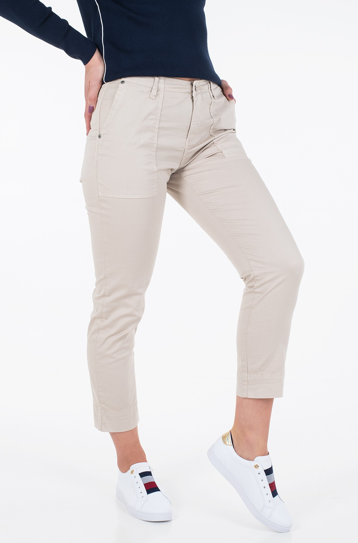 Fabric trousers 377025/5414-full-1