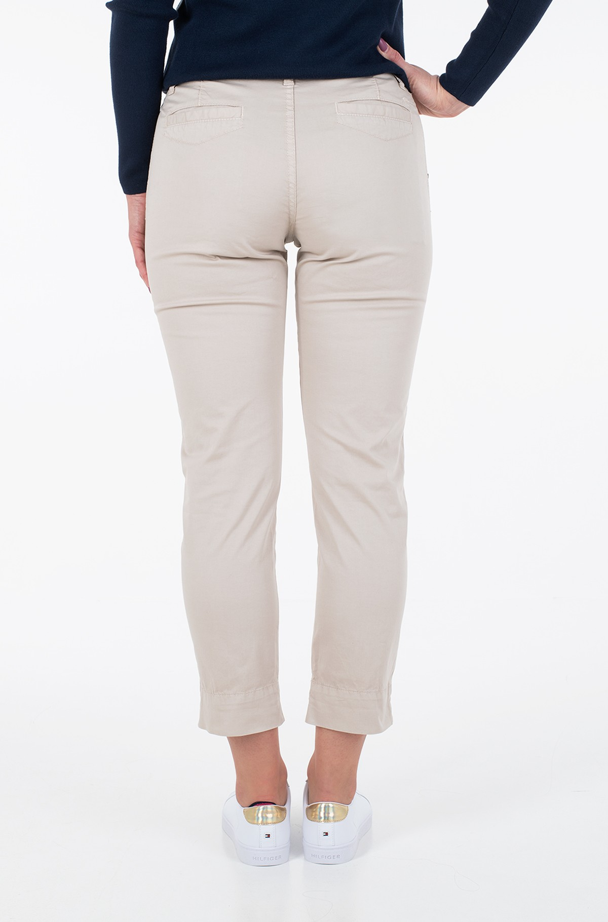 Fabric trousers 377025/5414-full-2
