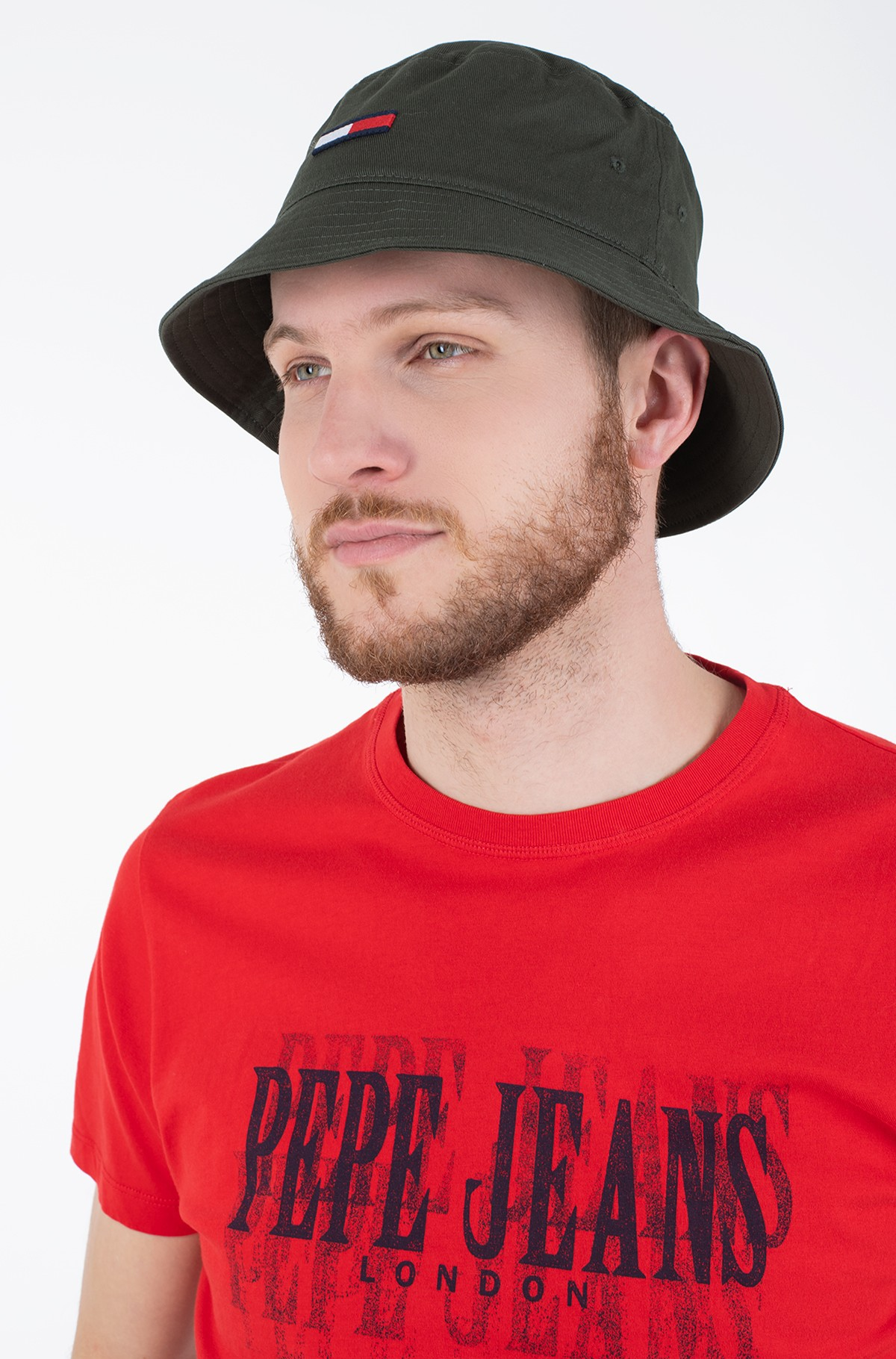 Cepure TJM FLAG BUCKET HAT-full-1