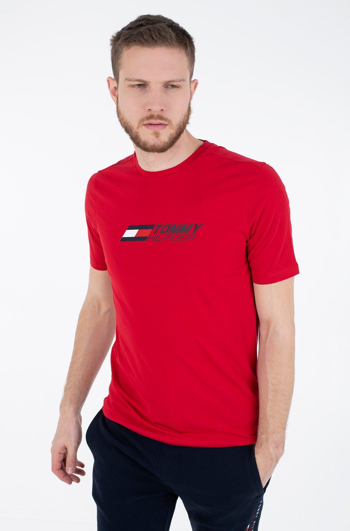 Sporta krekls Logo tee-full-1