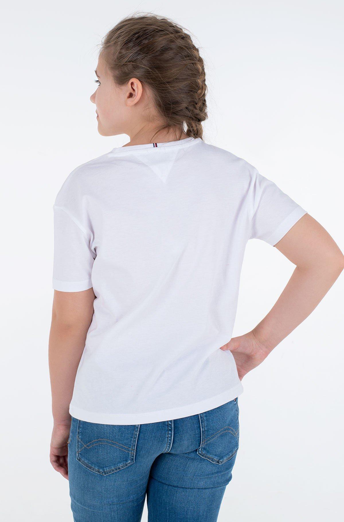 T-shirt FLAG PRINT TEE S/S-full-3