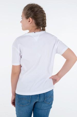 T-shirt FLAG PRINT TEE S/S-3