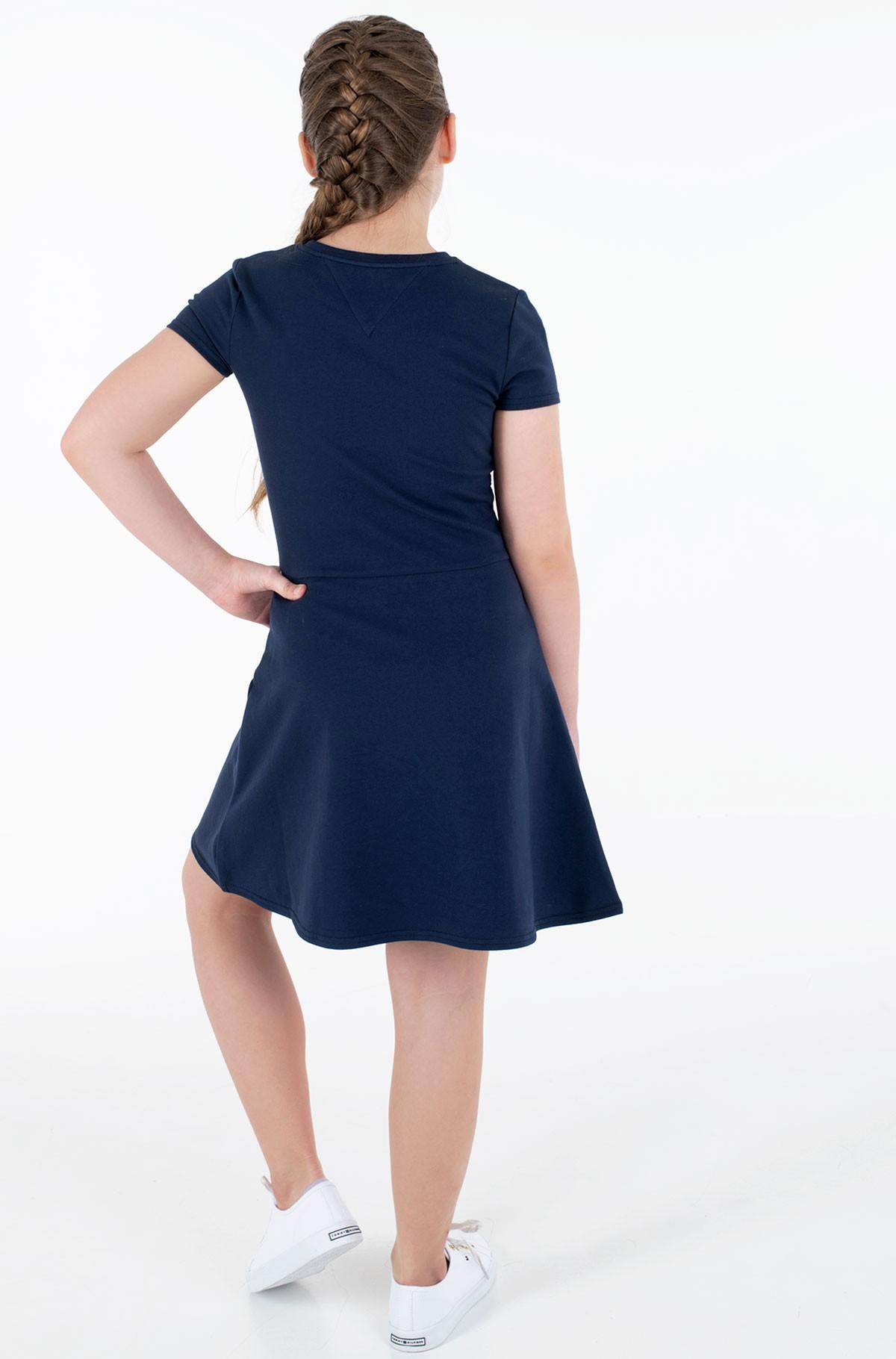 Dress ESSENTIAL SKATER DRESS S/S-full-2