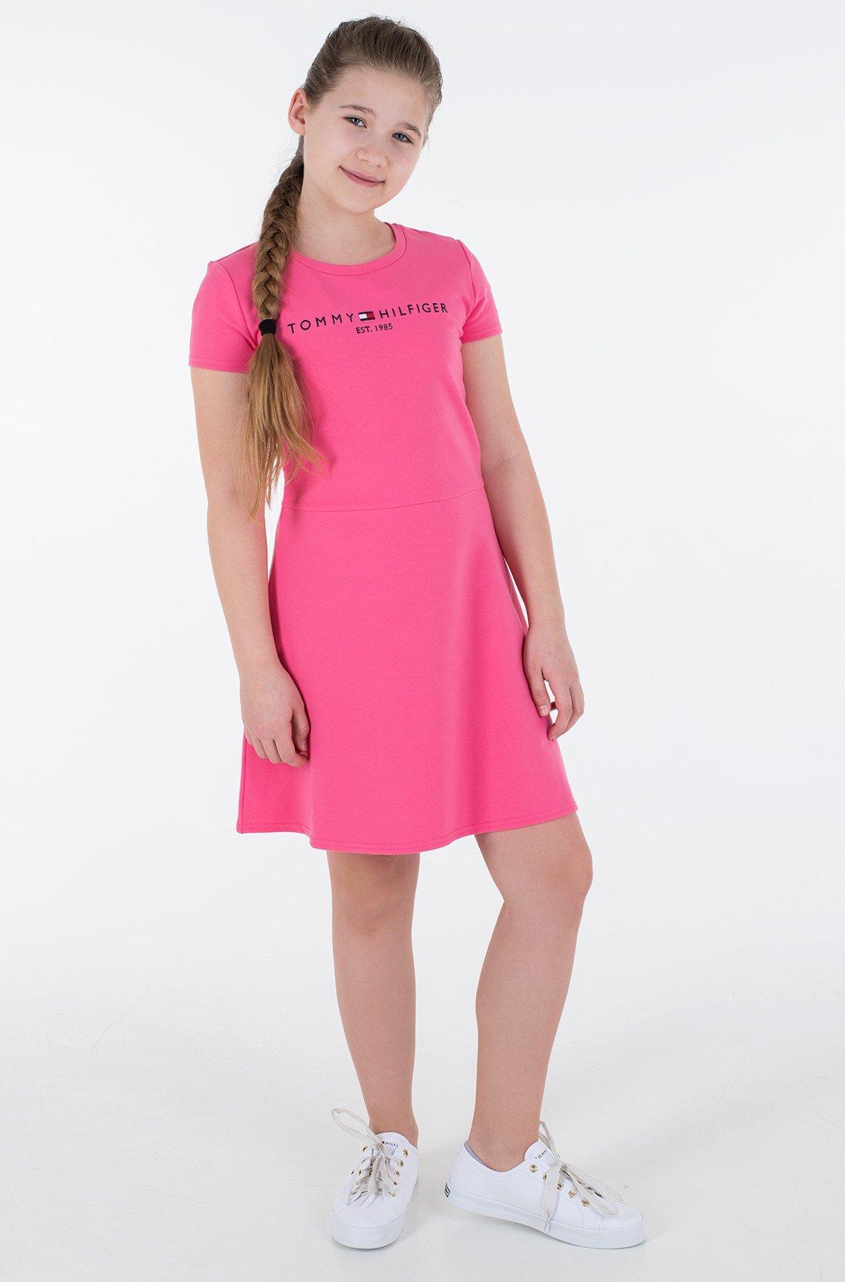 Dress ESSENTIAL SKATER DRESS S/S-full-1