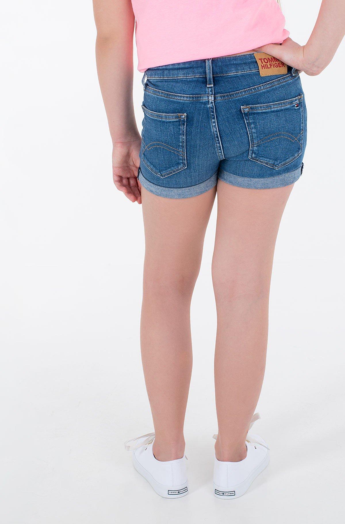 Shorts NORA BASIC SHORT-full-2