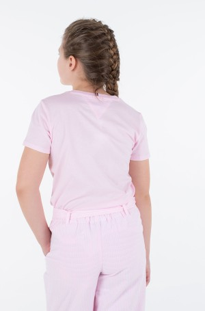 T-shirt SCRIPT PRINT TEE S/S-3