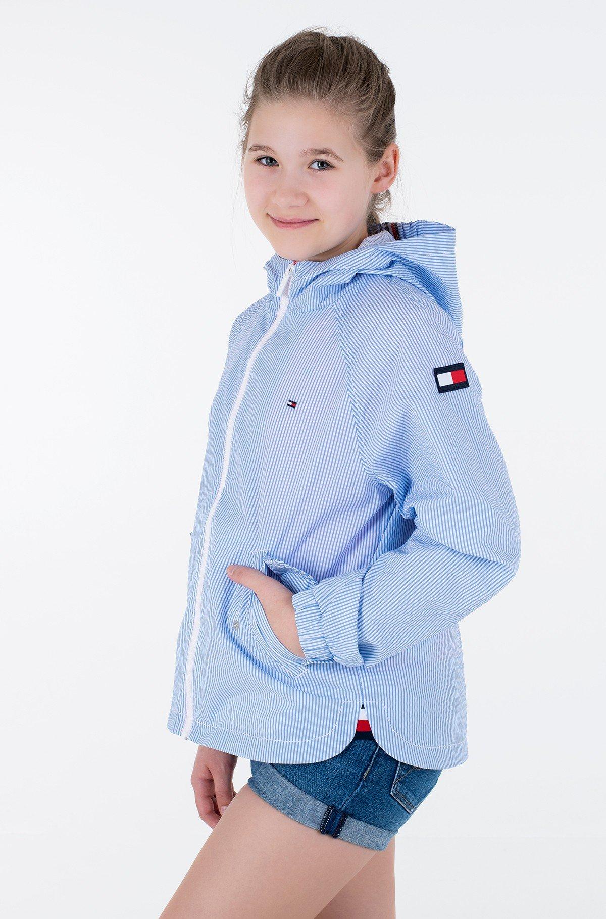 Jacket ITHACA STRIPE JACKET-full-1
