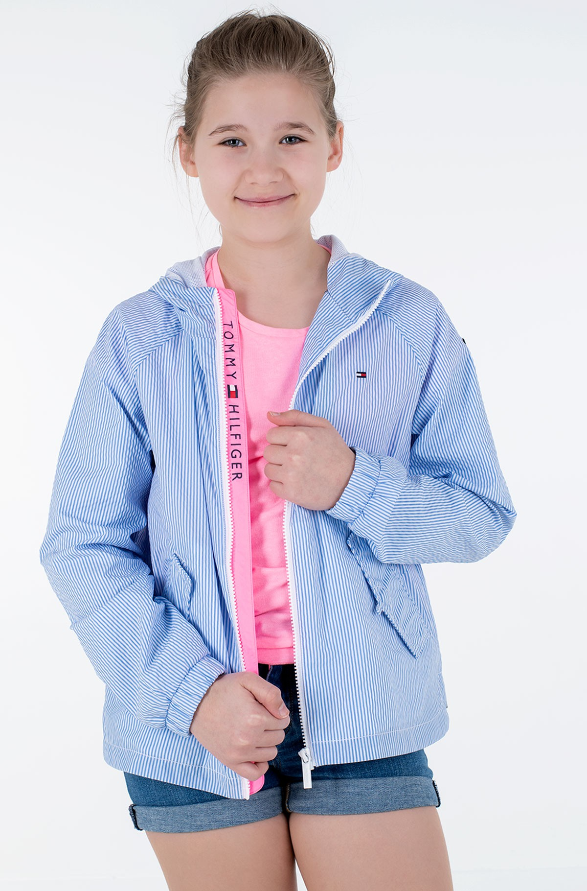 Jacket ITHACA STRIPE JACKET-full-2
