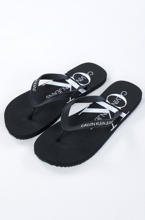 BEACH SANDAL MONOGRAM TPU
