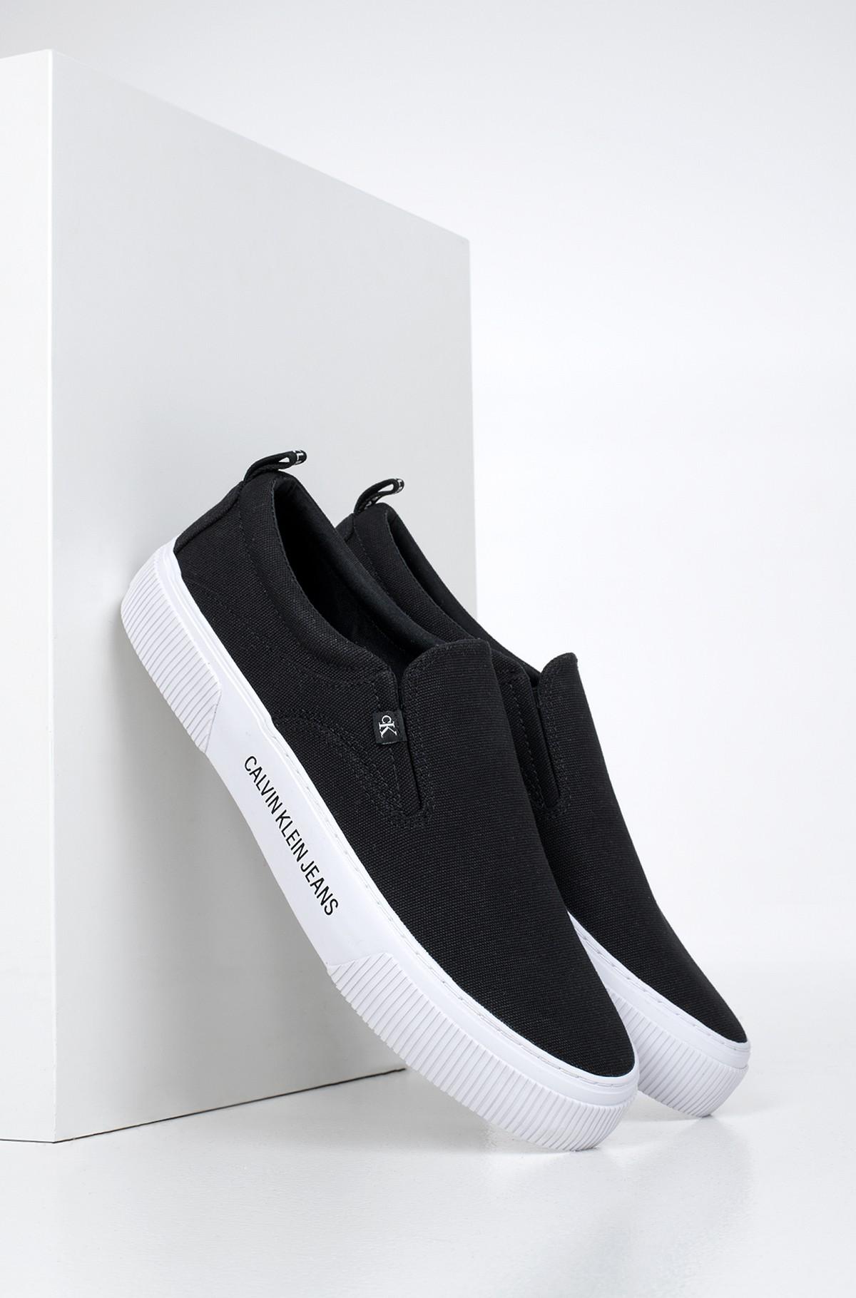 Casual shoes VULCANIZED SKATE SLIPON CO-full-1
