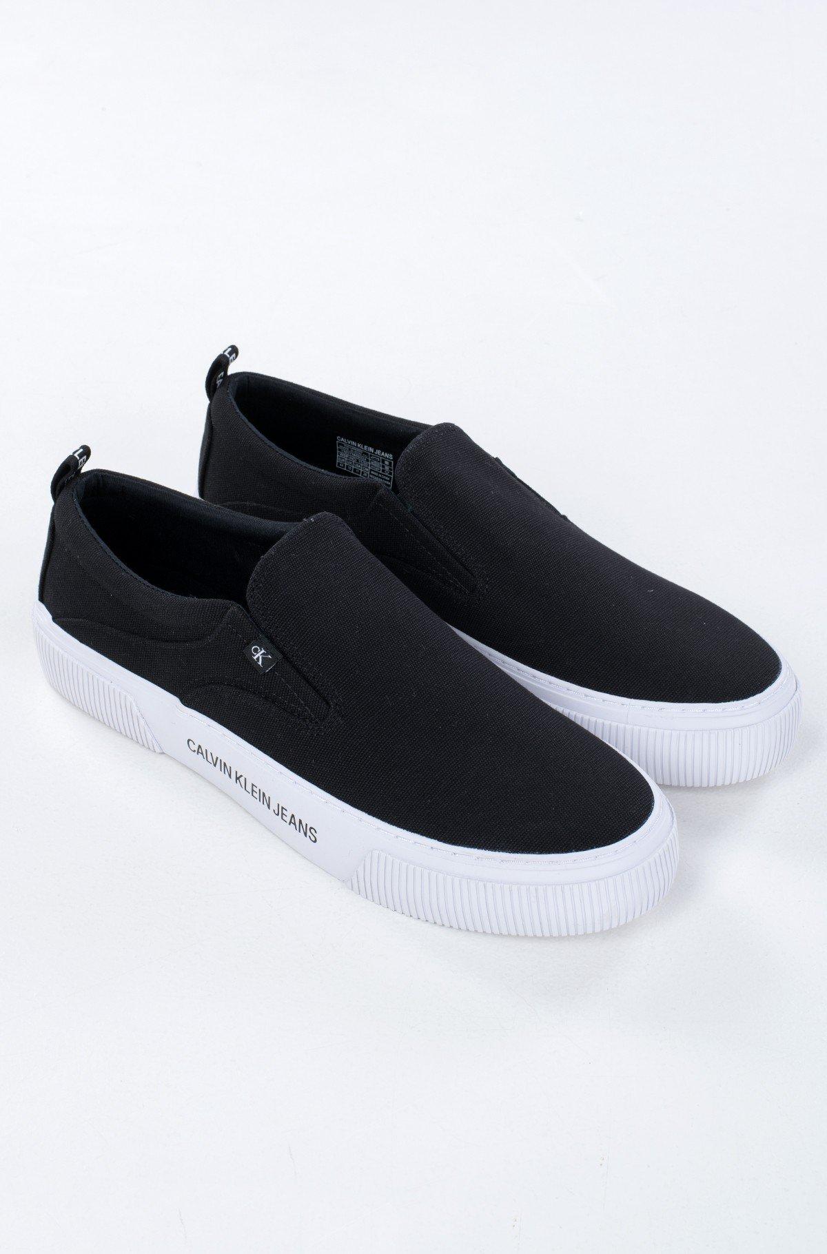 Casual shoes VULCANIZED SKATE SLIPON CO-full-2