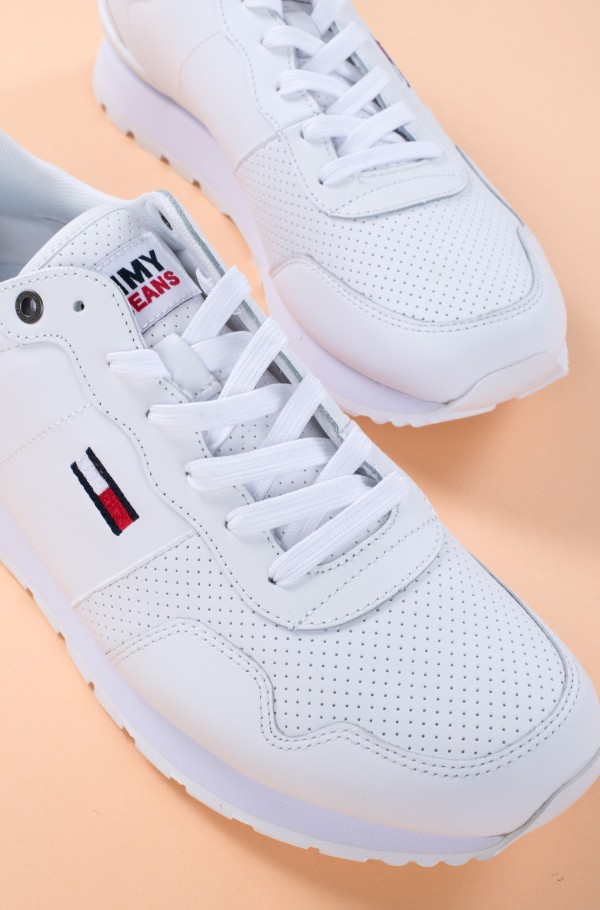 TOMMY JEANS LIFESTYLE LEA RUNNER-hover