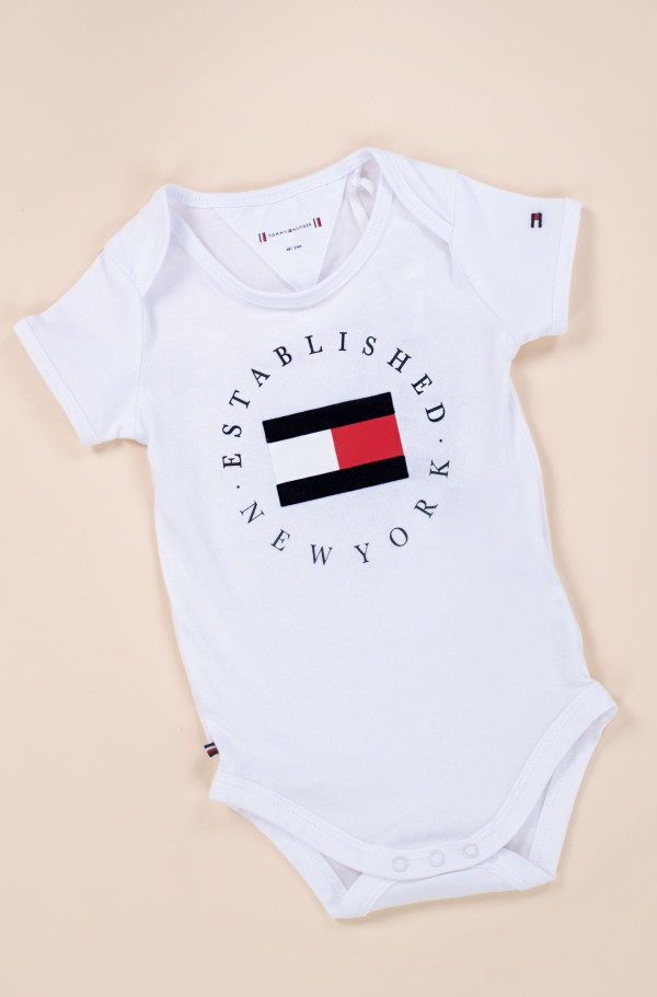 BABY ESTABLISHED BODY S/S
