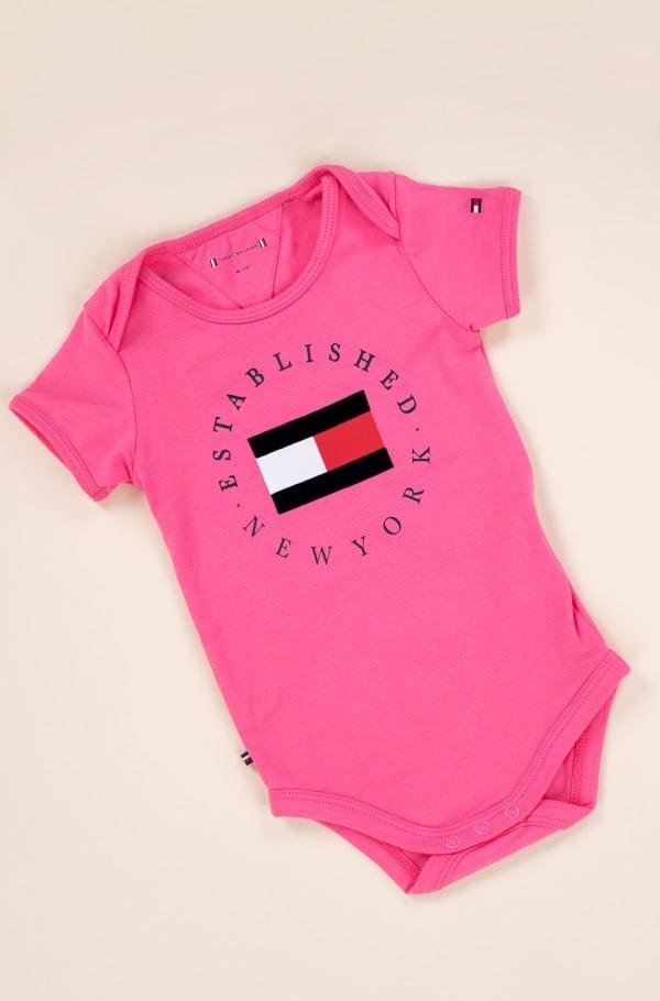 BABY ESTABLISHED BODY S/S