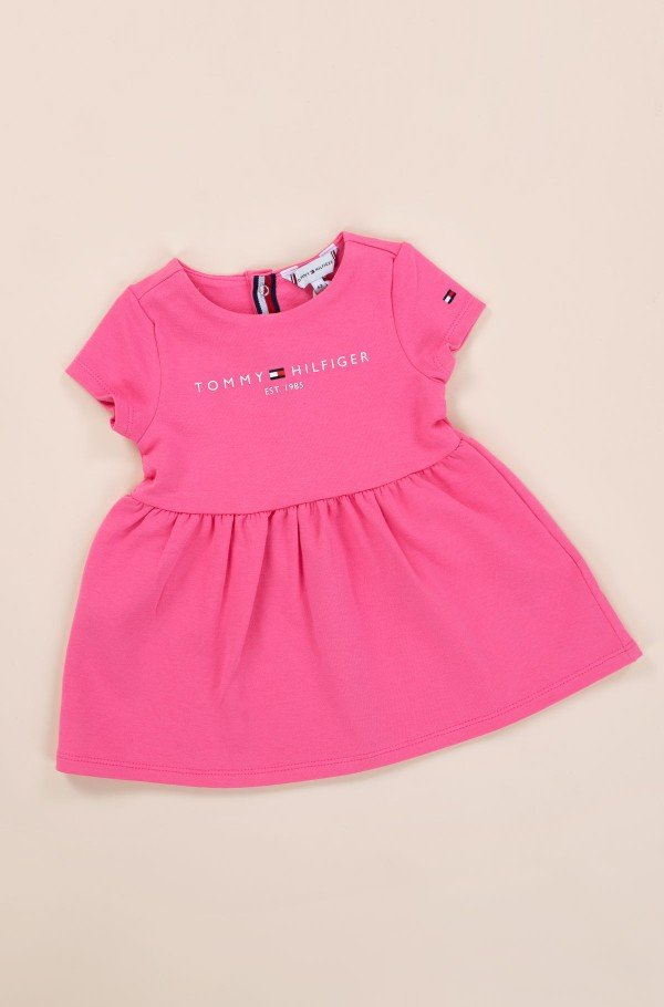 BABY ESSENTIAL DRESS S/S