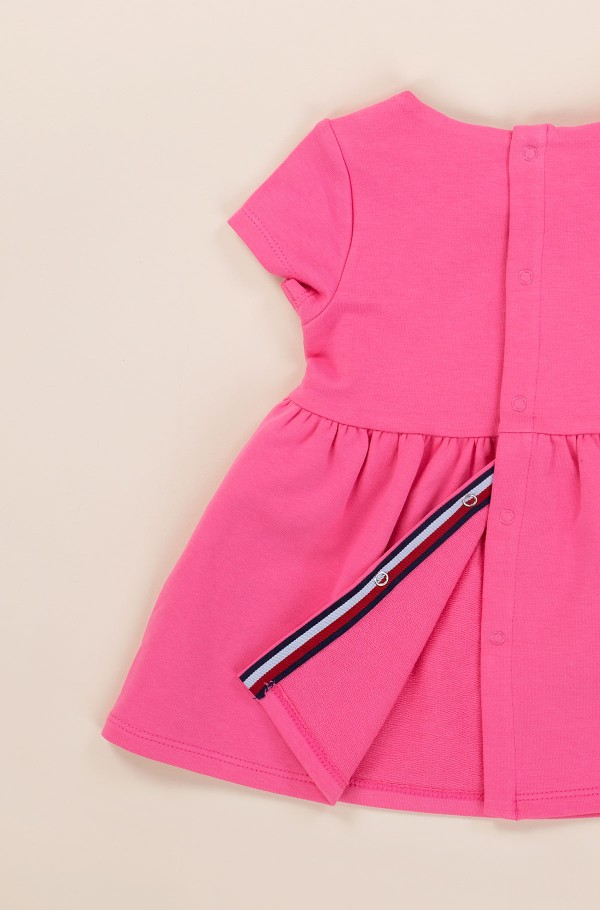 BABY ESSENTIAL DRESS S/S-hover
