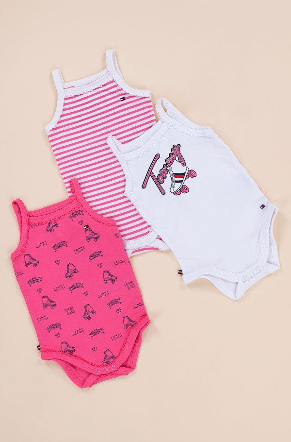 BABY 3 PACK BODY SLVLS GIFTPACK