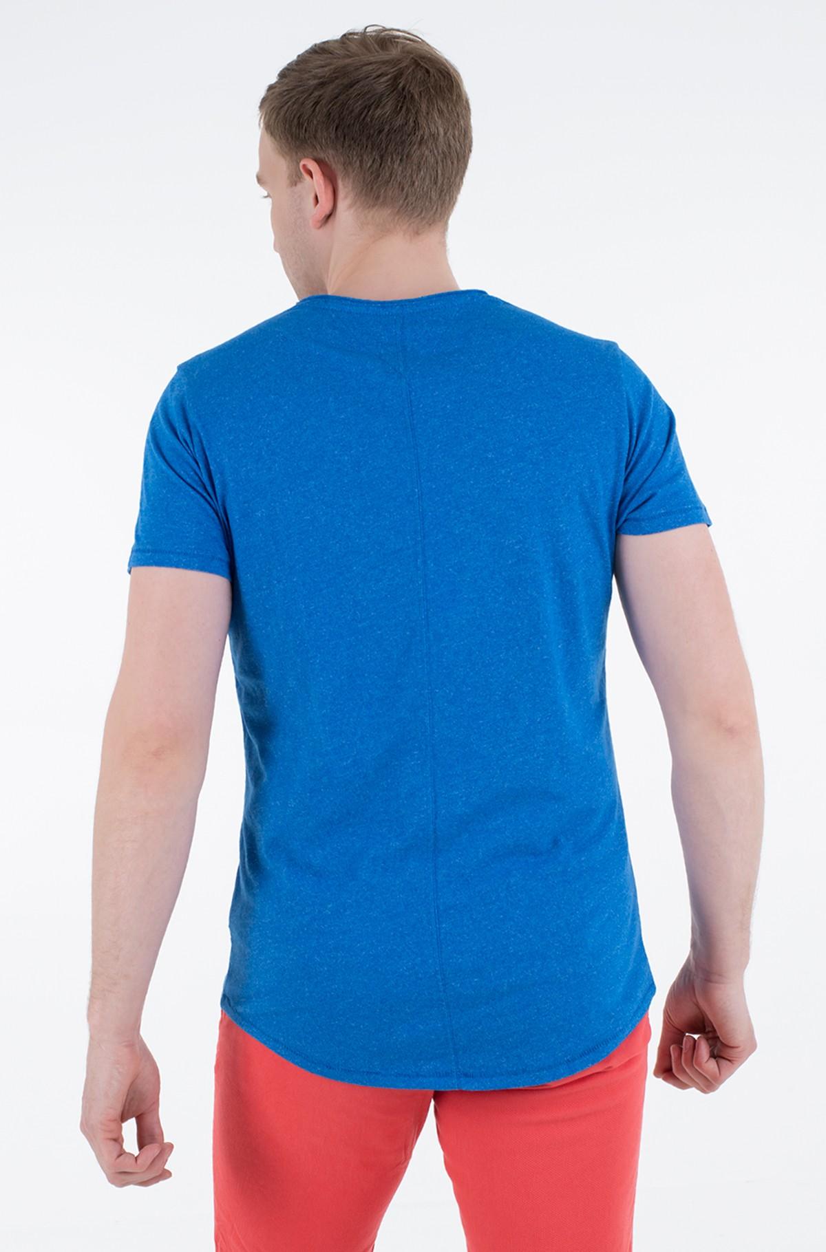 T-krekls TJM SLIM JASPE C NECK-full-2