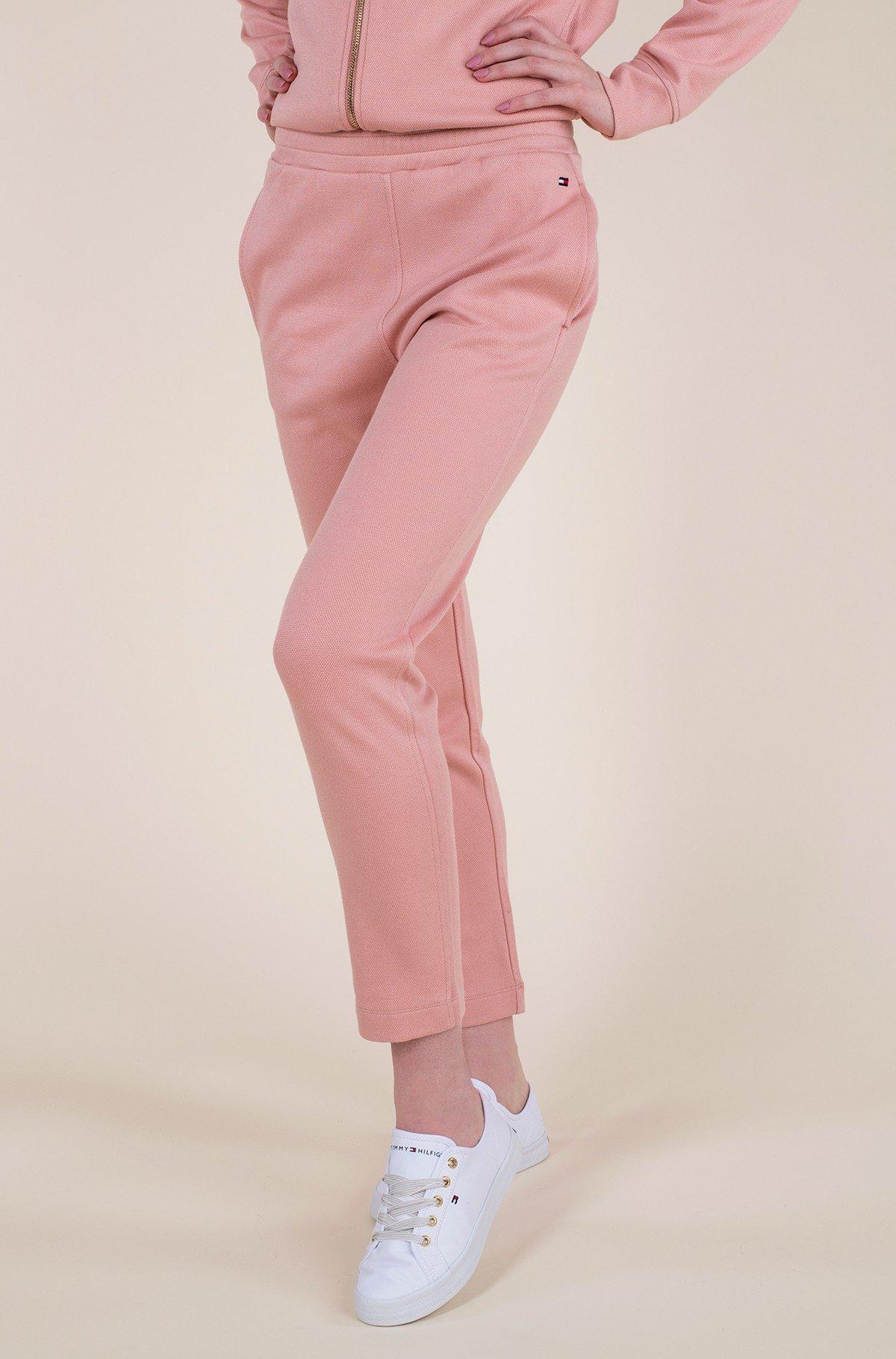 Sweatpants  PIQUE TAPERED PANT-full-4