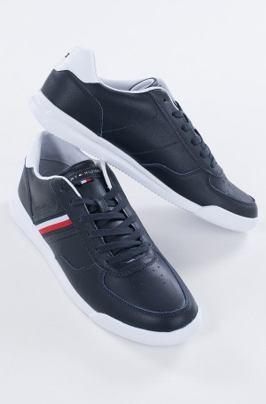 Casual shoes LIGHTWEIGHT LEATHER SNEAKER FLAG-2