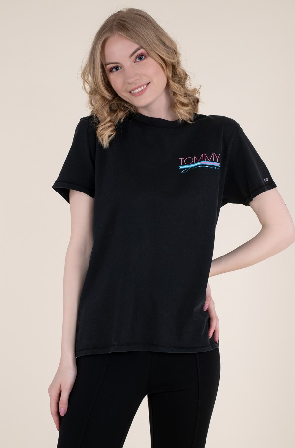 TJW RELAXED BACK VINTAGE TEE