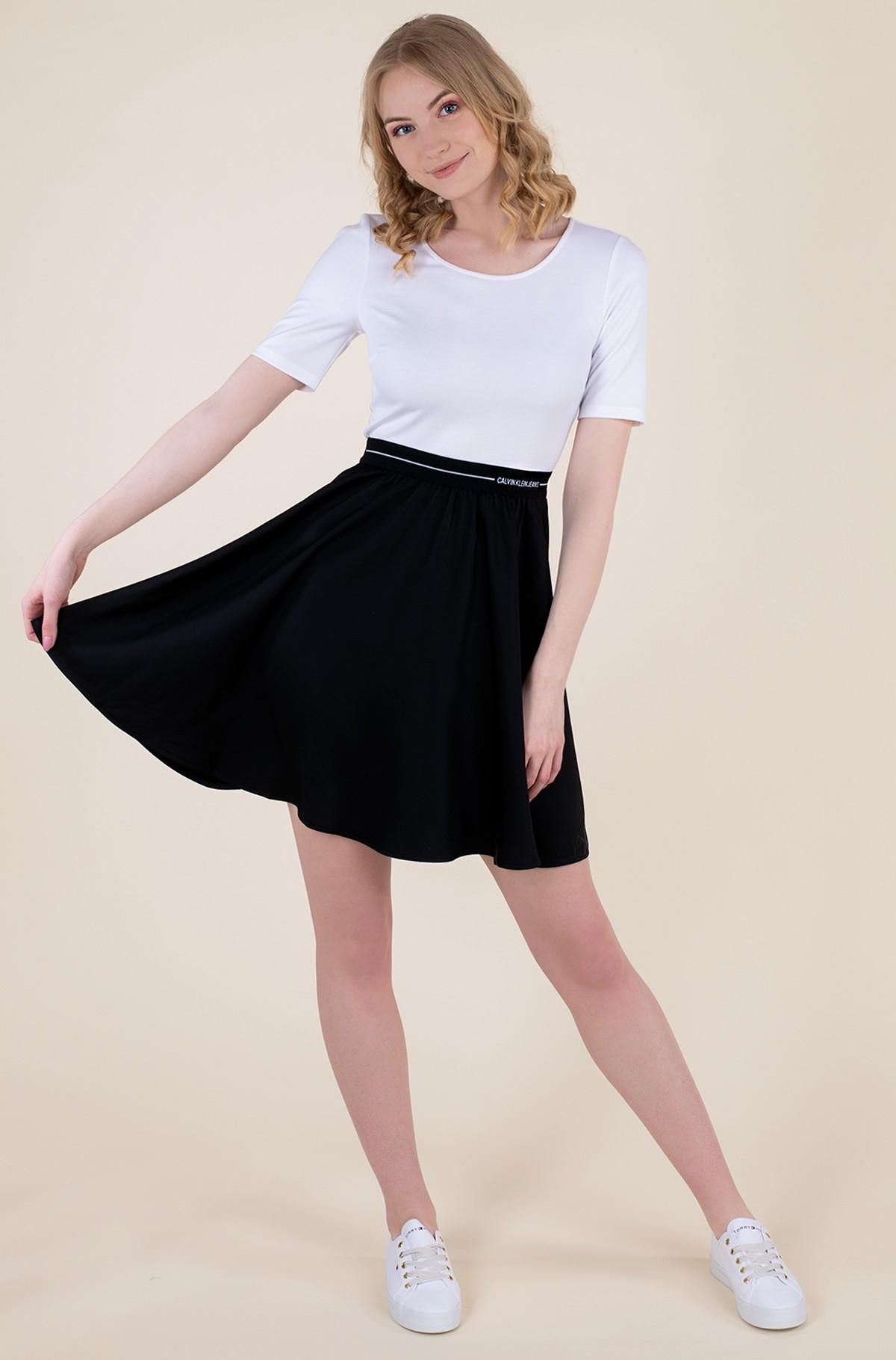 Dress LOGO ELASTIC DRESS-full-1